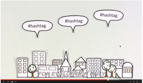 Hashtags in Plain English