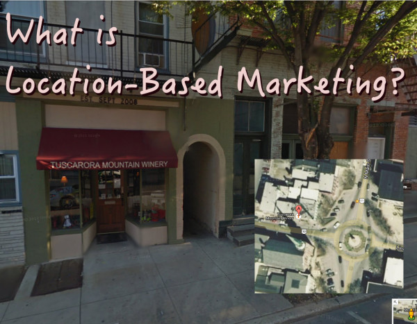 what is location based marketing