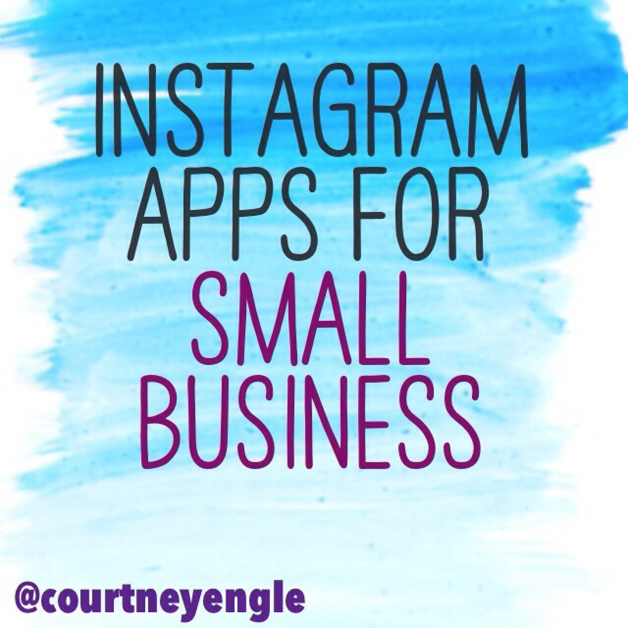 Instagram Apps for Small Business