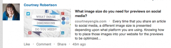 What image size do you need for previews on Google, Facebook, Pinterest, Twitter, LinkedIn and more?