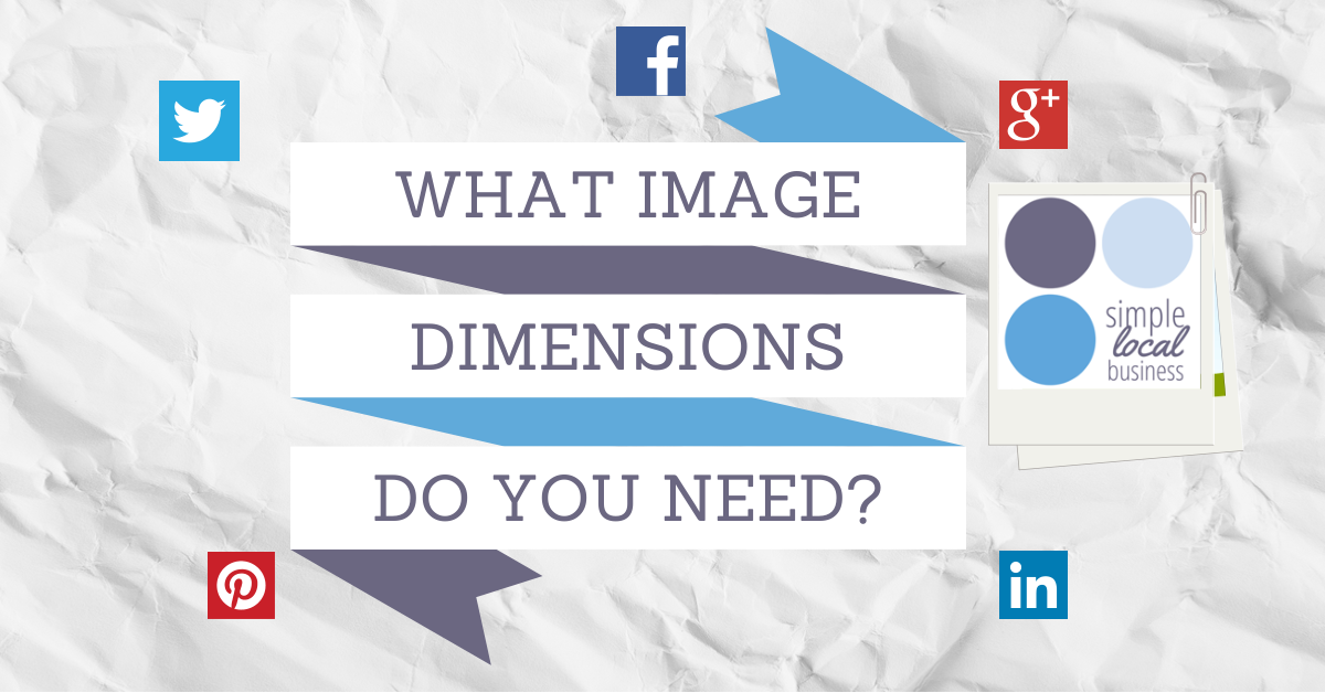 What image dimension size do you need for previews on Google, Facebook, Pinterest, Twitter, LinkedIn and more?