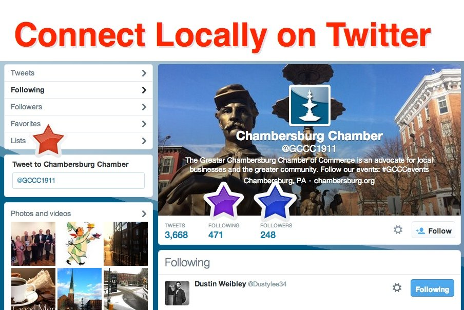 How to Find Nearby Tweets