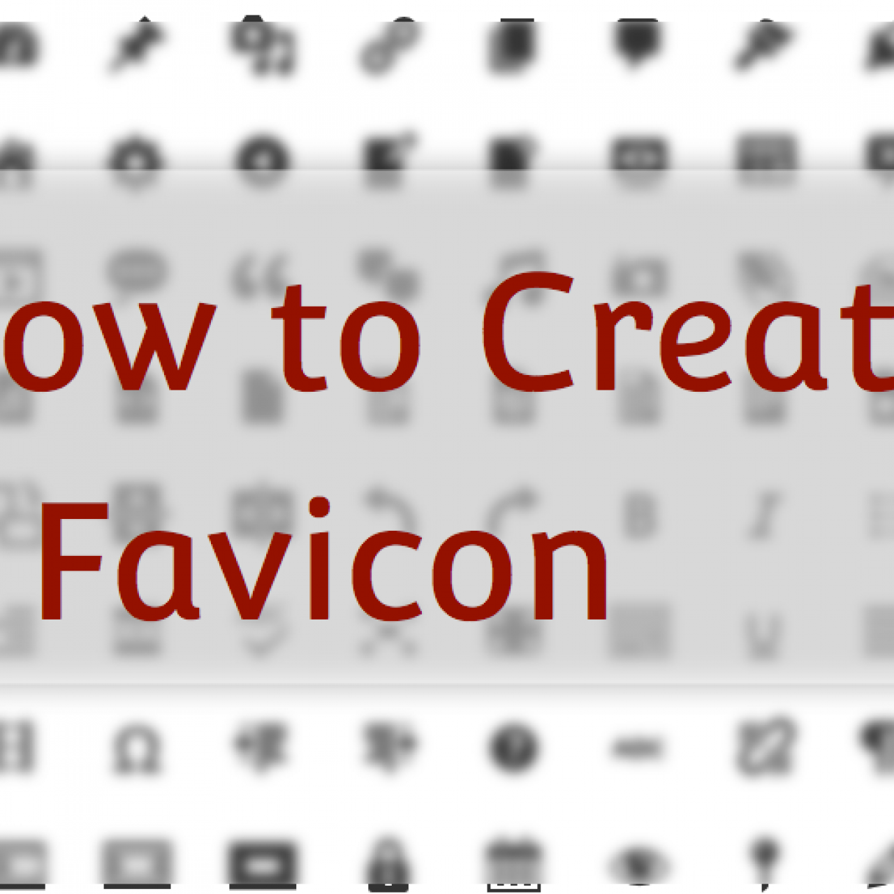 Display Your Logo in Browser Tabs with Favicons