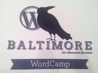 WordPress WordCamp Baltimore